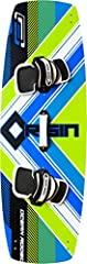 The Origin is an agile, practical twinny built around a superior 142x47 shape with swept 33cm tips giving it a prime progression template. Recognizing that many riders rack up a lot of kiteboarding hours in choppy water, we developed the Orig...