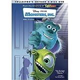Monstres, Inc. / Monsters, Inc. (Bilingual) (Version française)