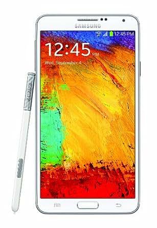 Samsung Galaxy Note 3, White 32GB (Verizon Wireless)