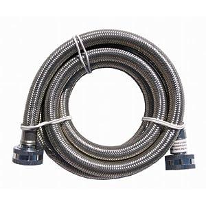 Watts MFS PBSPL60-1212 FloodSafe 3/4-by-3/4-by-60-Inch Washing Machine Connector, 1-Pack