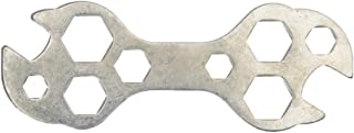 34 mm Silver Bahco 8073 C IP Adjustable Wrench in Industrial Pack 12-Inch