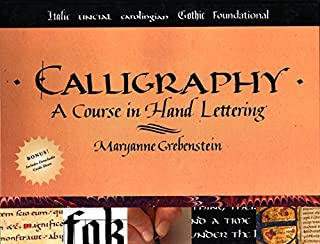 Calligraphy: A Course in Hand Lettering (0823005534) | Amazon price tracker / tracking, Amazon price history charts, Amazon price watches, Amazon price drop alerts