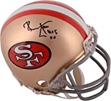 Ronnie Lott San Francisco 49ers Autographed Riddell Throwback Mini Helmet with HOF 00 Inscription - Fanatics Authentic Certified