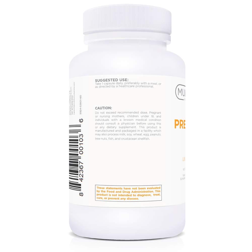 Multiform Vitamins Prebiotics - Boost All Probiotics (60 Capsules) by Multiform (Image #3)