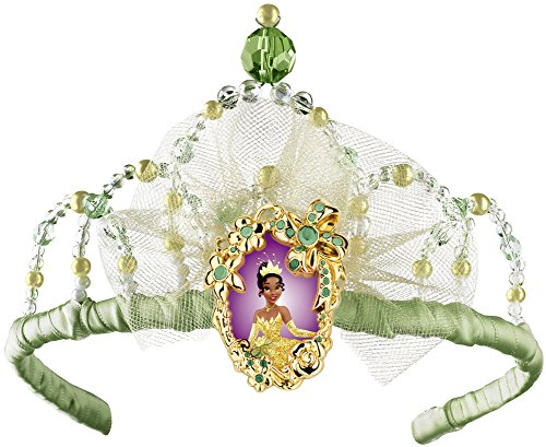 [Disguise Disney Princess And The Frog Princess Tiana Tiara Costume Accessory] (Princess Tiana Disney Costume)