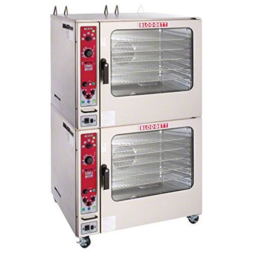 Blodgett BCX-14E DOUBL Combi Oven Steamer Electric double stacked (14) full ()