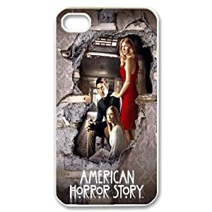American Horror Story For Iphone 4 4S case cover Designed by Windy City Accessories