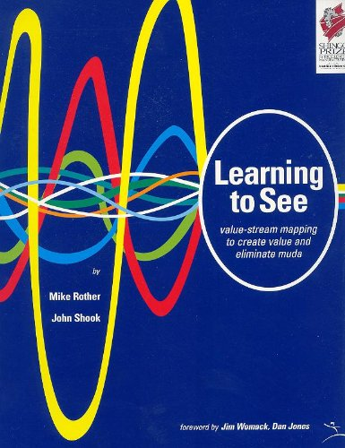 Learning to See: Value Stream Mapping to Add Value and Eliminate MUDA (Learning E)