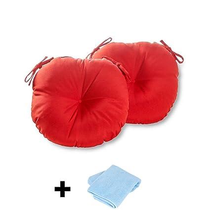 Amazon.com: Greendale Home Fashions 15 pulgadas. Cojín ...