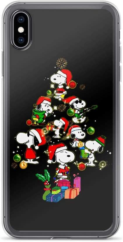 Christmas Snoopy iphone case
