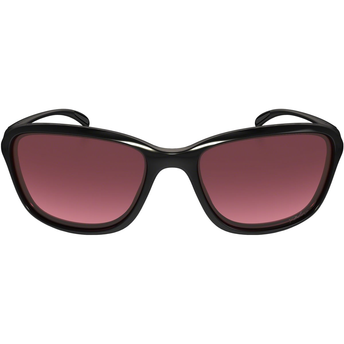 f08572a8a17 Amazon.com  Oakley Womens Unstoppable Sunglasses Black Rose  Clothing