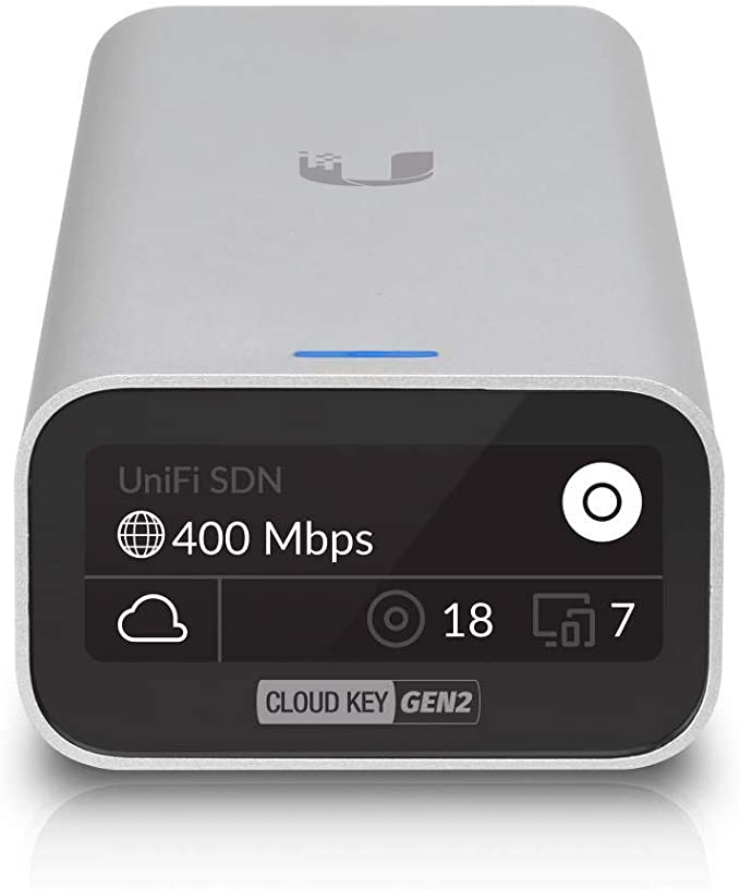 UCK-G2-PLUS Single /& USG Ubiquiti UniFi Cloud Key Gen2 Plus