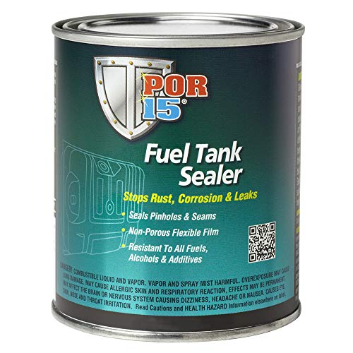 POR 15 45718 Top Coat Gloss Clear Spray Paint 14 fl. oz.