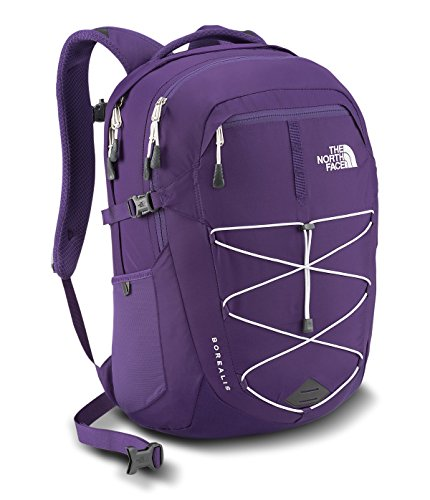 he North Face Borealis Backpack: Hero Purple Bag
