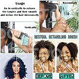 BESTOOL Detangling Brush for Black Natural