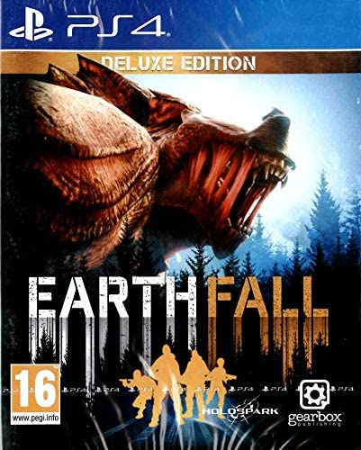 Earthfall Deluxe Edition (輸入版) - PS4 [並行輸入品]