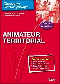 N°97 Animateur territorial - filiere animation - cat. B par Olivier Bellégo