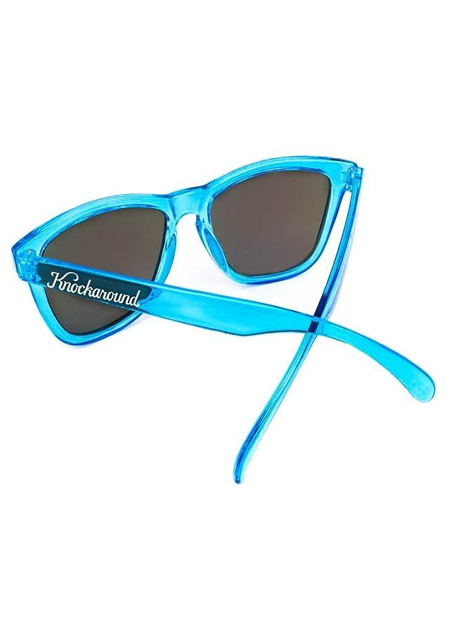 Knockaround Clásicos no polarizado gafas de sol (Blue Monochrome): Amazon.es: Ropa y accesorios