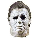 Ani·Lnc Michael Myers Mask Halloween Cosplay Horror Full Face Mask Scary Movie Character