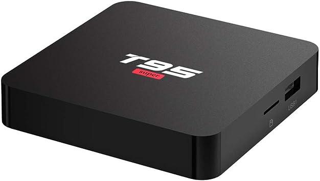 Android 10.0 TV Box, Smart TV Box Media Player, Mini Android Box 2GB 16GB Quad-core HD HDMI Portable 4K Home Theater WiFi Soporte 3D Movie Media Player: Amazon.es: Bricolaje y herramientas