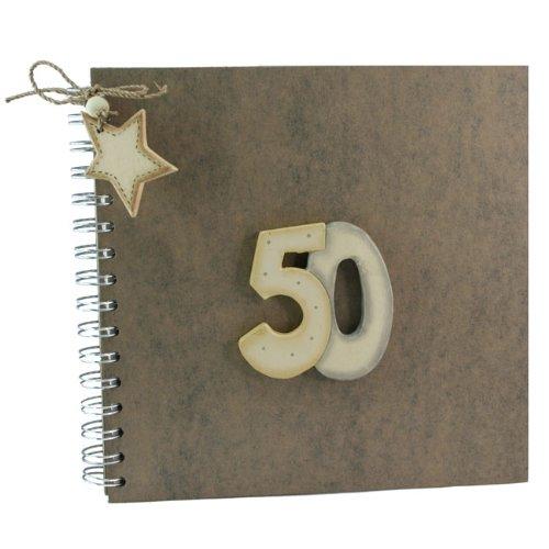 50th Birthday Scrapbook