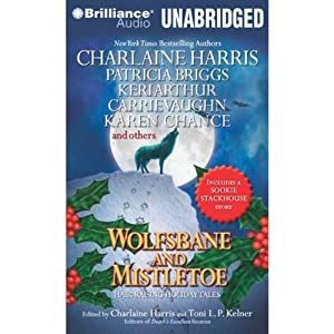 Wolfsbane and Mistletoe Audiobook