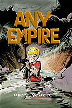 Any Empire by [Powell, Nate]