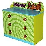 O'Kids Scooby Doo Dresser with Six Drawers