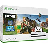 Xbox One S 1TB Fortnite Console with Eon Cosmetic Set & 2000 V-Bucks