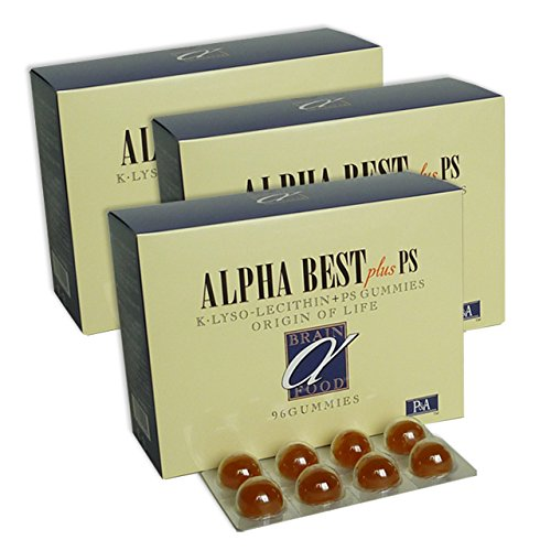 アルファベストグミタイプ(3箱セット) B0059BWT2W