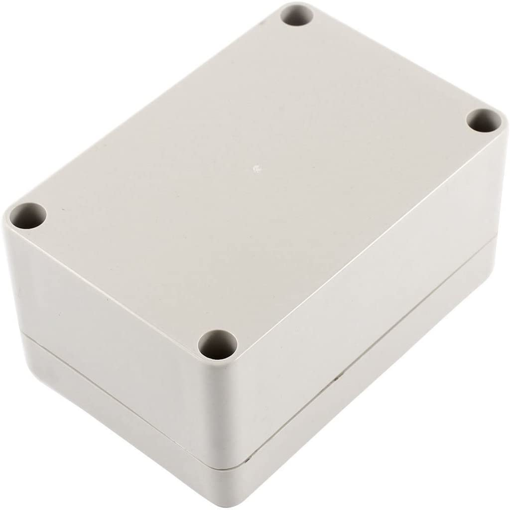 WenYOUNG Useful 1 PC New Waterproof Plastic Electronic Project Box Enclosure Case-100x68x50mm L*W*H VEC27 P