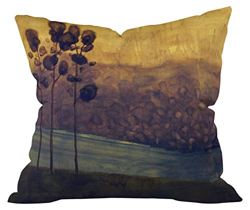 Deny Designs Conor Odonnell Tree Study Nine Outdoor Throw...