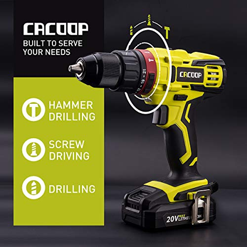 Buy drill with hammer function
