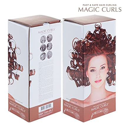 Magic Curls Rizador de Pelo - 940 gr