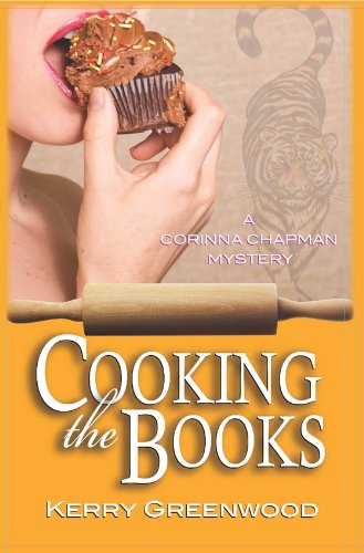 Cooking the Books (Corinna Chapman Book 6)