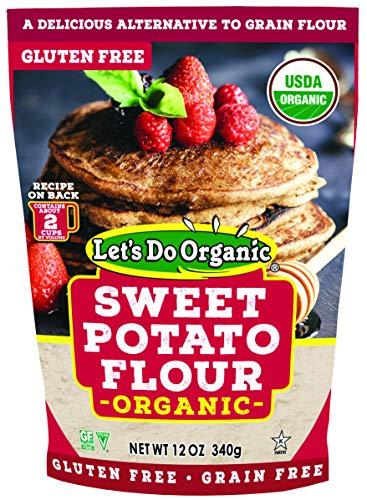 Let's Do Organic Sweet Potato Flour, 12 Oz