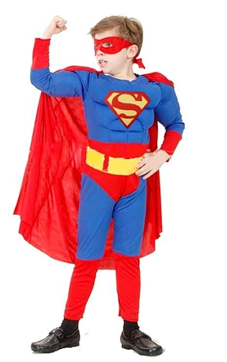 Disfraz de Superman - niño 11 14 años - vestido - carnaval ...