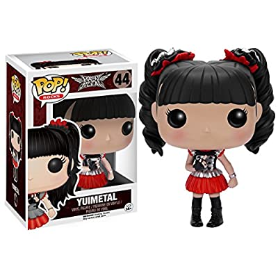 Funko Pop Rocks: Babymetal - Yuimetal Action Figure: Funko Pop! Rocks:: Toys & Games