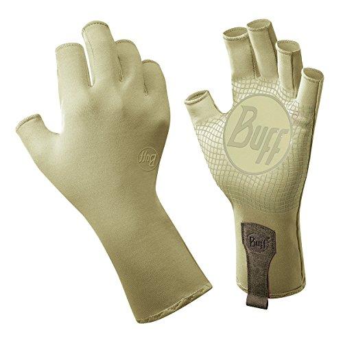 BUFF Sport Series Water 2 Gloves, Light Sage, - Buff Off