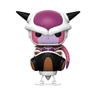 Funko Pop! Animation: Dragon Ball Z - Frieza, Multicolor: Toys & Games