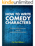 How to write Comedy Characters