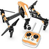 Skin For DJI Inspire 1 Quadcopter Drone – Los Angeles | MightySkins Protective, Durable, and Unique Vinyl Decal wrap cover | Easy To Apply, Remove, and Change Styles | Made in the USA