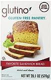 Glutino Gf Pantry Favrt Sndwch Bread Mix 22Oz