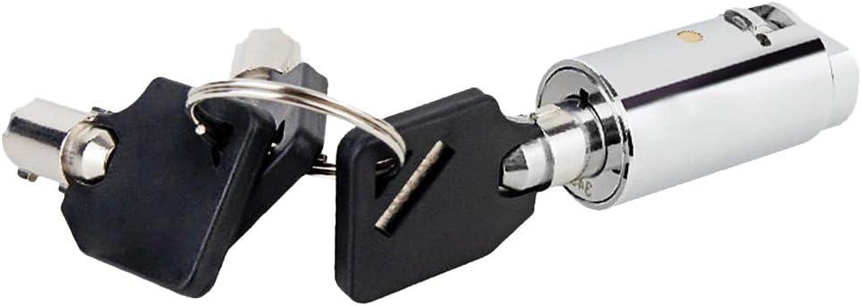 joyMerit Cerradura De Cilindro Universal Para Máquina Expendedora De Café Y Refrescos - Con llaves no universales
