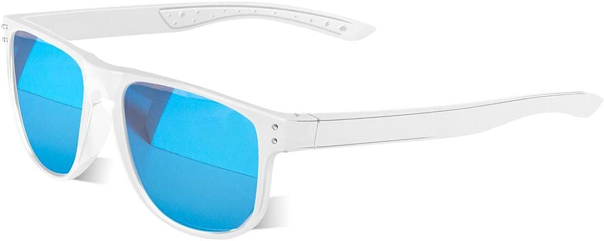 CHEREEKI Gafas de Sol Mujer, Gafas de Sol Polarizadas Hombre ...