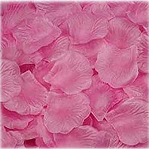 Artificial Rose Flowers Decorative ,Lavany 2000pcs Burgundy Silk Rose Artificial Petals Wedding Party Flower Favors Decor 5