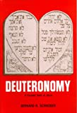 Deuteronomy, Bernard N. Schneider, 0884690512