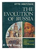 Evolution of Russia, Hoetzsch, Otto, 0155251007