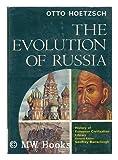 Evolution of Russia, Hoetzsch, Otto, 0155251007