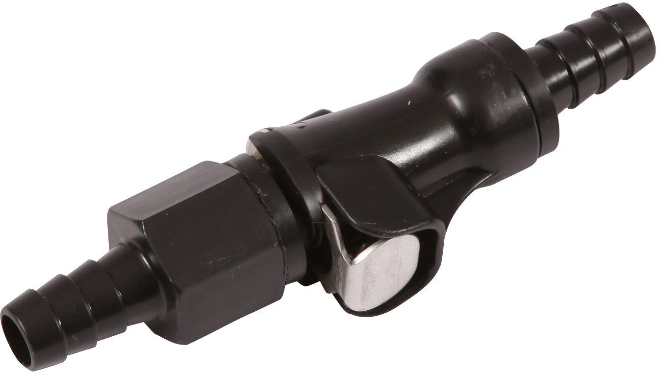 8 mm black Petrol hose coupling